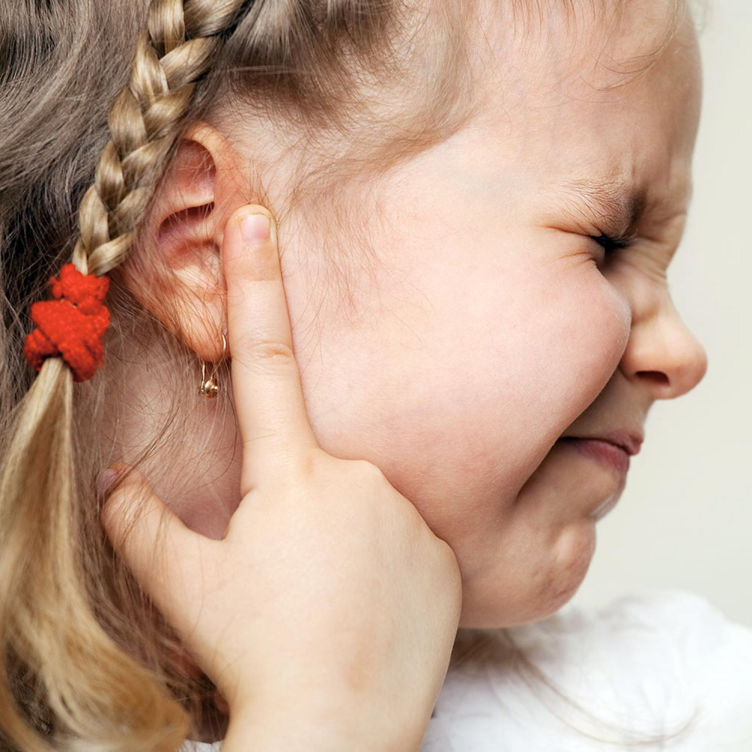 earache in kids