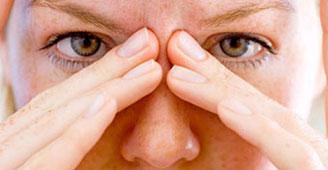sinus-problemt